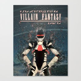 Villain Fantasy_FORGE Canvas Print