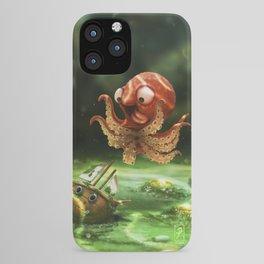 The Kraken! iPhone Case