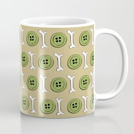 EVENS (pattern) Coffee Mug