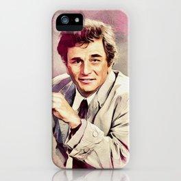 Peter Falk, Actor iPhone Case