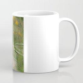 Wildflowers in a summer meadow Coffee Mug