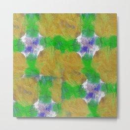 Abstract Tie Dye #2 Metal Print