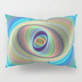 Hypnotic eye Pillow Sham