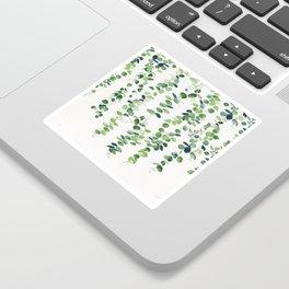 Eucalyptus Garland  Sticker