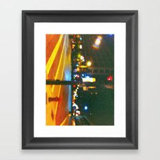 Deadbeat Summer Framed Art Print