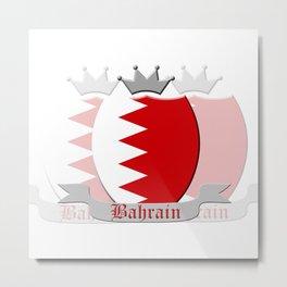 Bahrain Metal Print