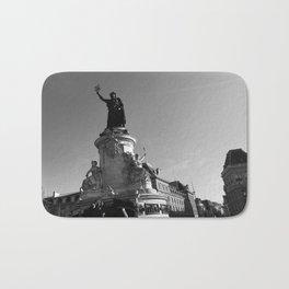 Paris Bastille Bath Mat