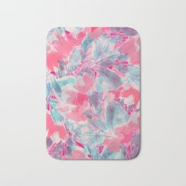 Peach Willows Bath Mat