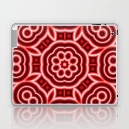 Neon Red Laptop & iPad Skin