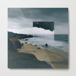 The Tide (I am).  Metal Print