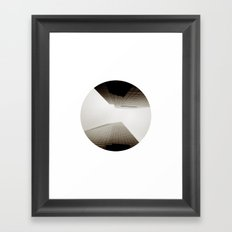 Angles Redux Framed Art Print