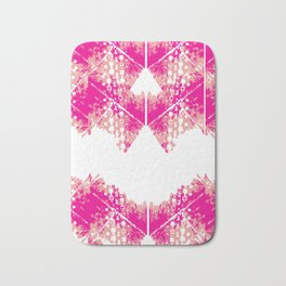 Bright urban texture pattern Bath Mat
