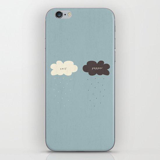 Salt & Pepper iPhone & iPod Skin