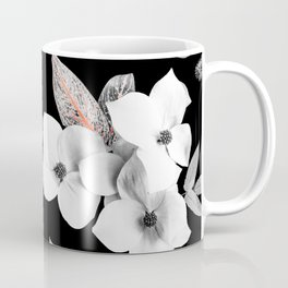 Night bloom - moonlit flame Coffee Mug