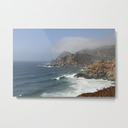 Southern California Coast Metal Print