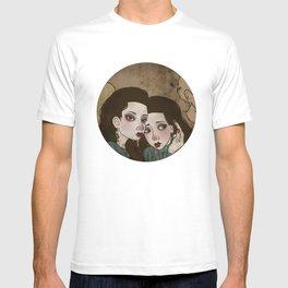 Twin Princesses T-shirt