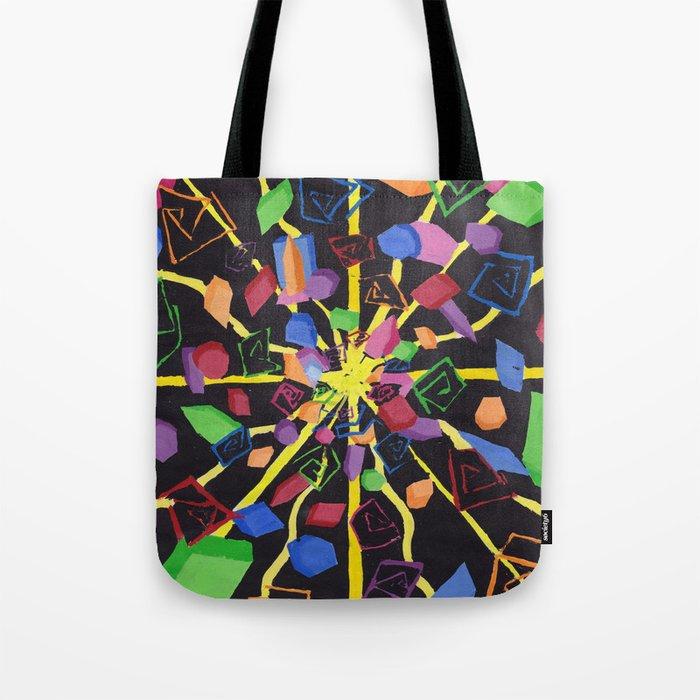 On edge #2 #watercolor #art #society6 Tote Bag