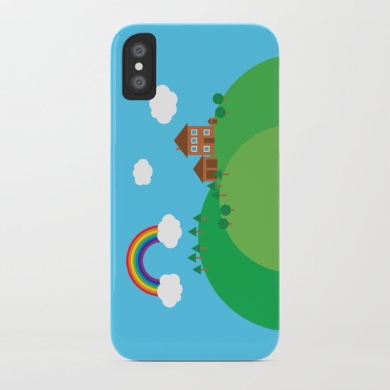 We Love This Place iPhone Case