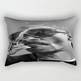 Snoop weed Dogg Rectangular Pillow