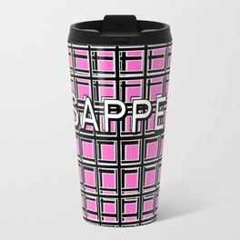 Disappear! pink Travel Mug