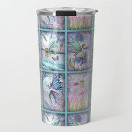 Many Fairies Molly Harrison Fantasy Art Travel Mug