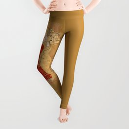 The Invention of the Kiss Leggings