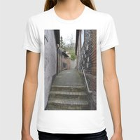 winchester T-shirts featuring Winchester Alley by Ashley Callan