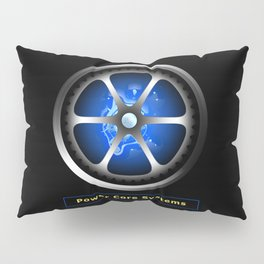 Power core Pillow Sham