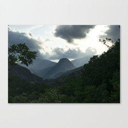 Picnic Canvas Print