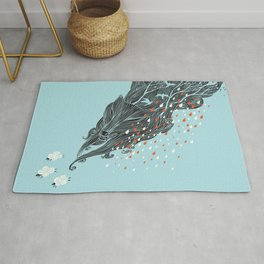 The Perfect Storm Rug