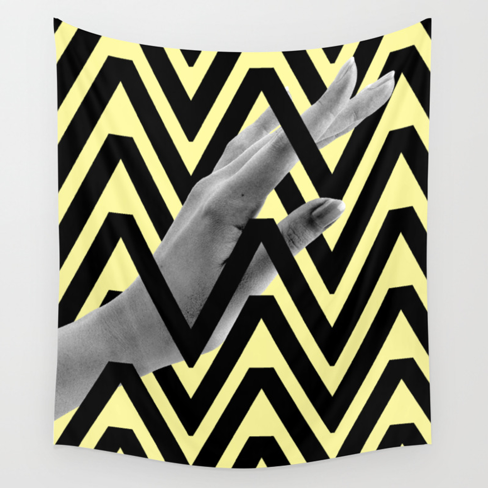 Caught Inside Wall Tapestry by Tylerspangler TPS8483624