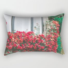 Greenwich Steps, San Francisco Rectangular Pillow