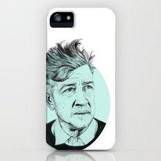 David Lynch Slim Case iPhone SE