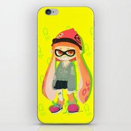 squid squid squid squid squid  iPhone Skin