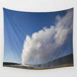 Old Faithful Wall Tapestry