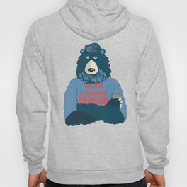 I am not a morning person Hoody