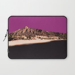 Marbella Orchid Laptop Sleeve