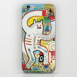 Geek shop  iPhone Skin