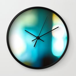 Light #4 Wall Clock