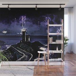 lighthouse plouzane wscl Wall Mural
