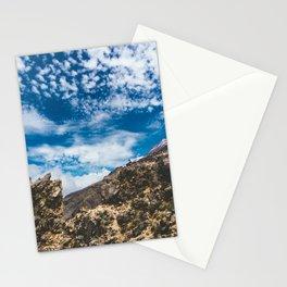 Iztaccihutal Volcano, Mexico City Stationery Cards