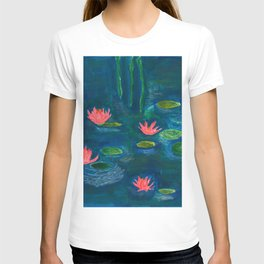 The Water Lilies T-shirt