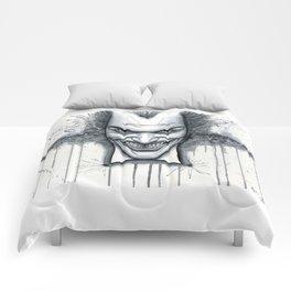 Crazy - Ode to The Joker Comforters