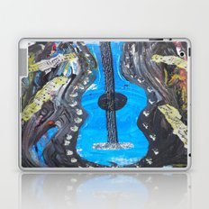 Grunge Guitar Laptop & iPad Skin