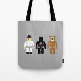 Kubricked Tote Bag