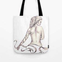Essence of Ink  Tote Bag