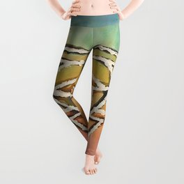 Geometric Portal Leggings