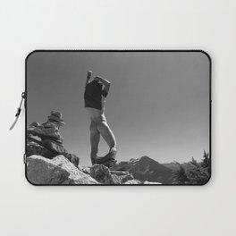 Mountain Freedom  Laptop Sleeve
