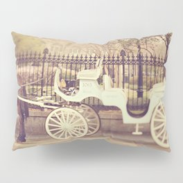 New Orleans Carriage Ride Pillow Sham