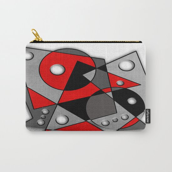Abstract #282 Carry-All Pouch
